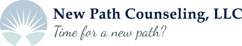 New Path Counseling, LLC - Website Logo